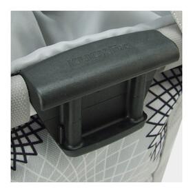KlickFix Reisenthel Bikebasket crystals-light grey